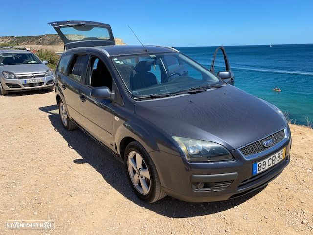 Ford Focus SW Station 1.6 TDCi Connec. - 6