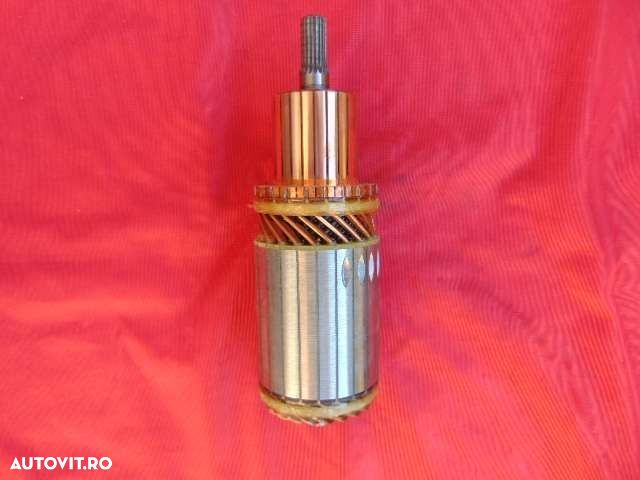 Rotor electromotor Iveco stalis 18dinti - 4