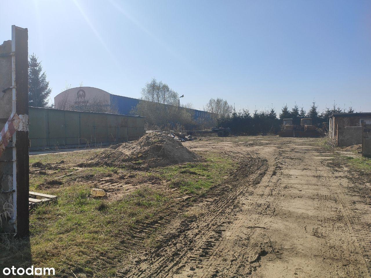 Działka o pow. 0,5332 ha w Elblągu i nieruchomości
