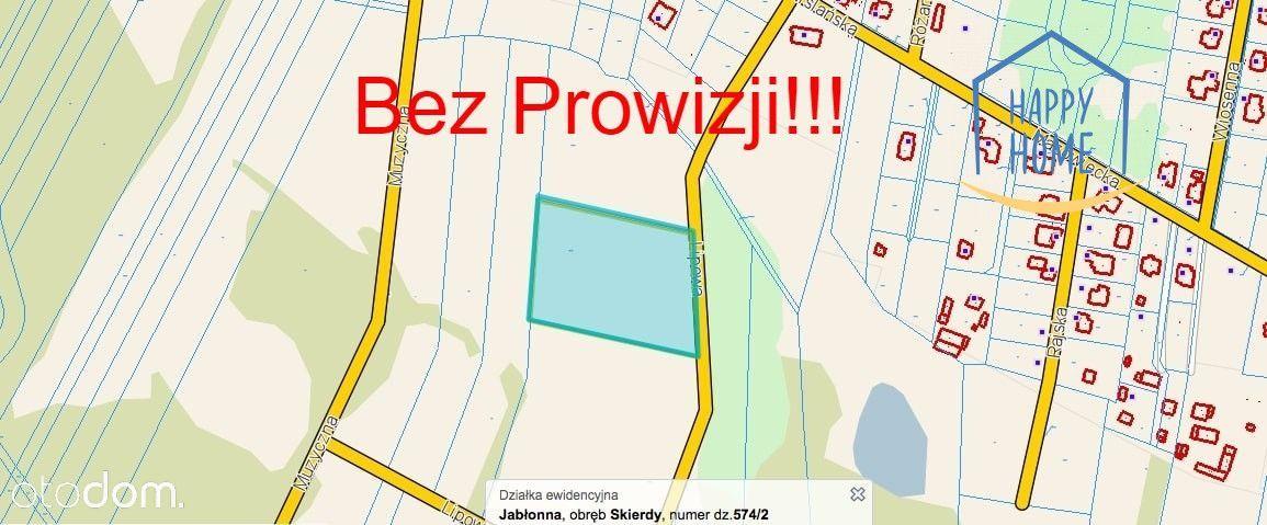Rajszew / Skierdy, działka usł.rekreacyjna 9 940m2