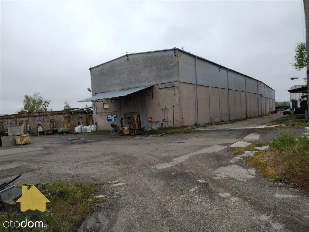 Hala o pow. 1413 m2 pod Lublinem