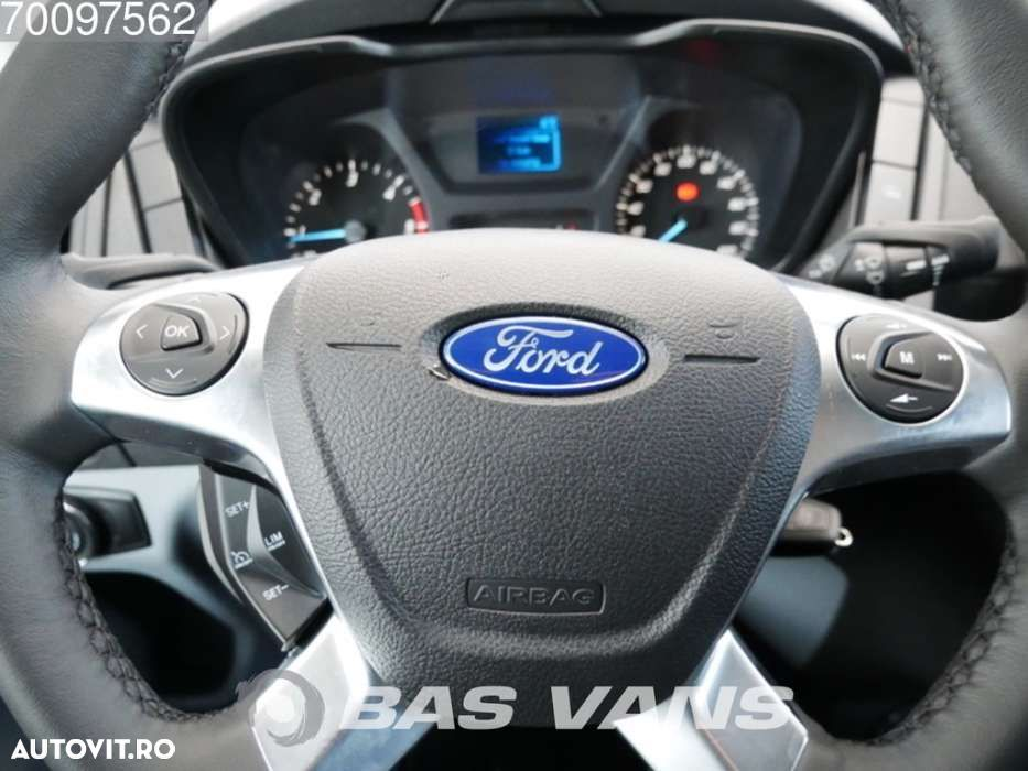 Ford Transit 2.0 TDCI 130PK Leder stuur Airco Cruise control L... - 13