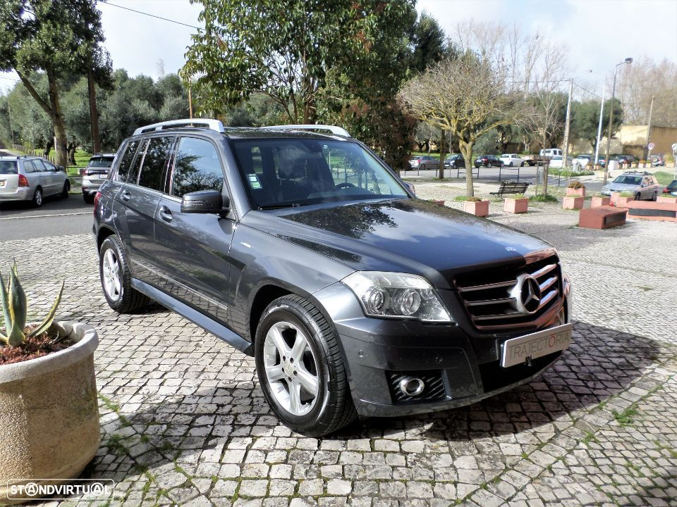 Mercedes-Benz GLK 220 CDi Avantgarde BlueEfficiency Aut. - 1