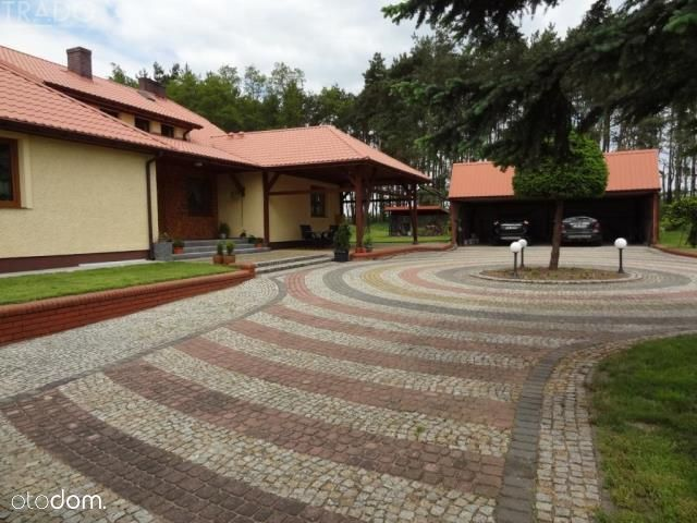 Dom Turek, Tuliszków, Krępa