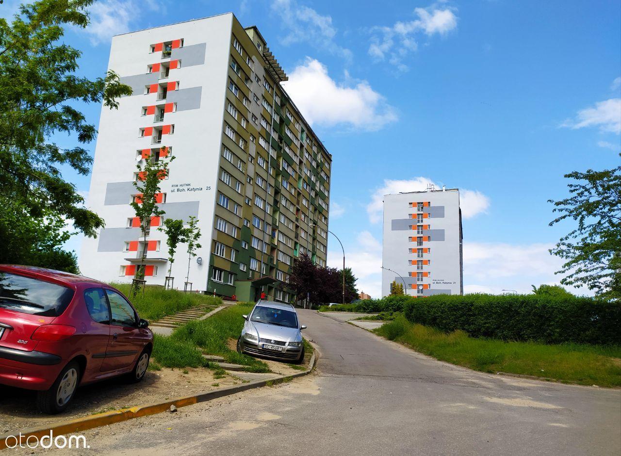 Dwupokojowe w dzielnicy Wrzosowiak - Balkon