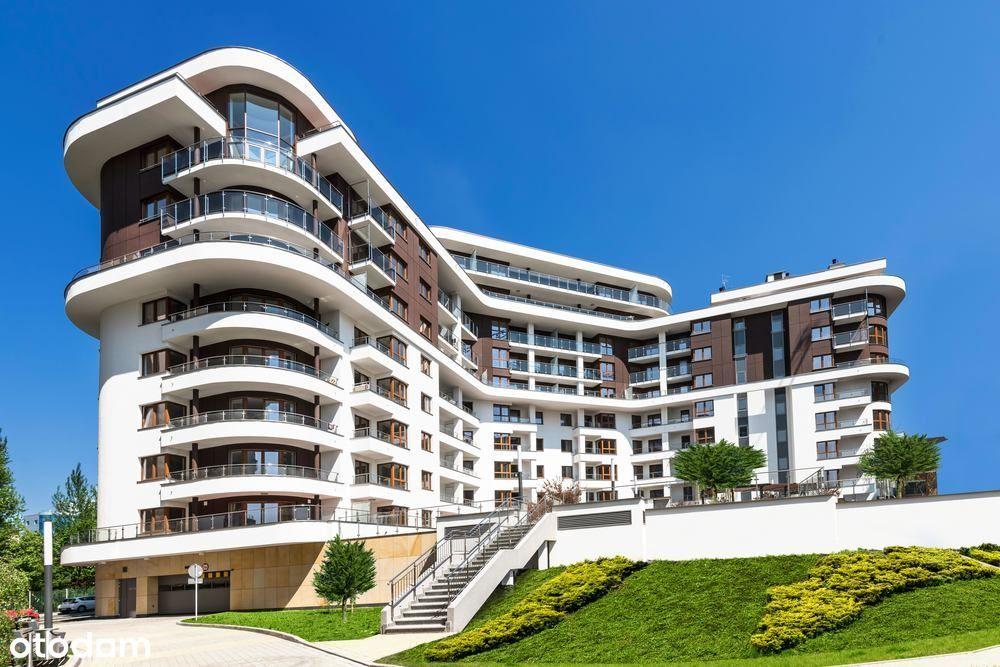 Apartament w inwestycji Grzegórzki Park A8/8