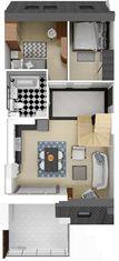 Promocja! Osiedle Nad Brdą mieszkanie - nr 12