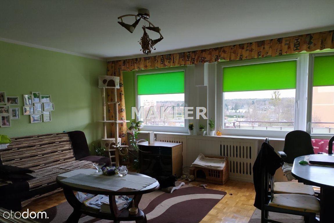 Słoneczne mieszkanie na Szwederowie