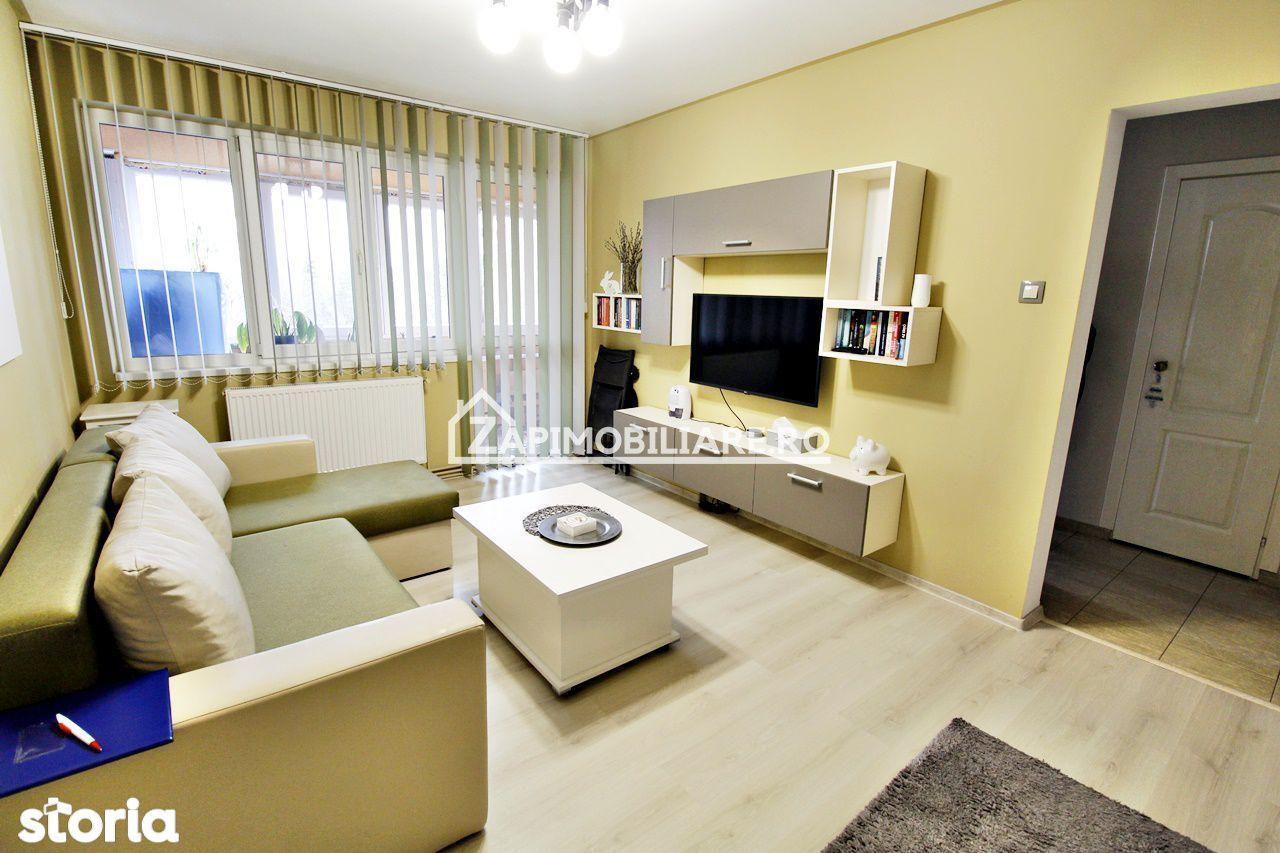 Apartament Modern Mobilat Complet, 2 camere, Aleea Carpati