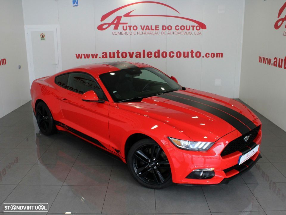 Ford Mustang 2.3i EcoBoost - 25