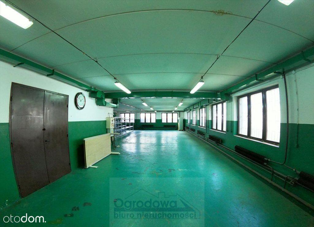 Biurowo-magazynowo-produkcyjny 680 m2,Łomianki