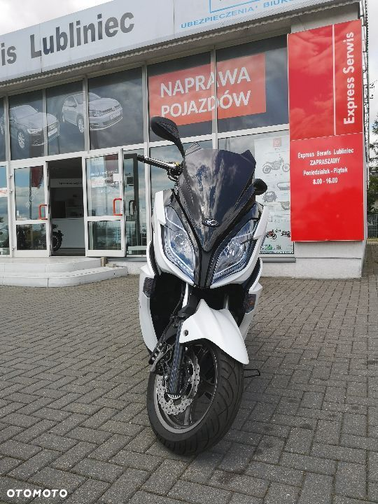 Kymco Xciting K XCT 300i schult - 1