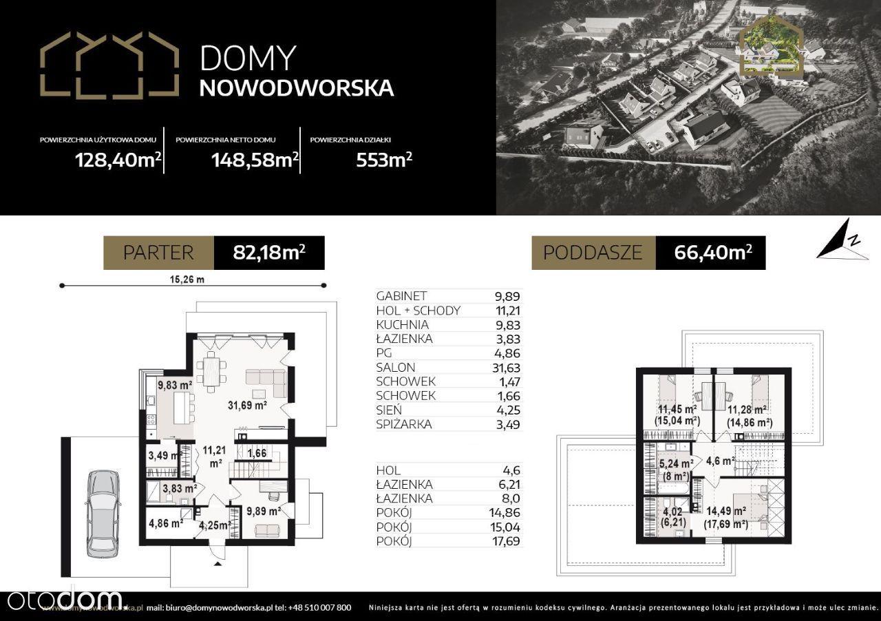Domy Nowodworska DOM nr 2 TYP A