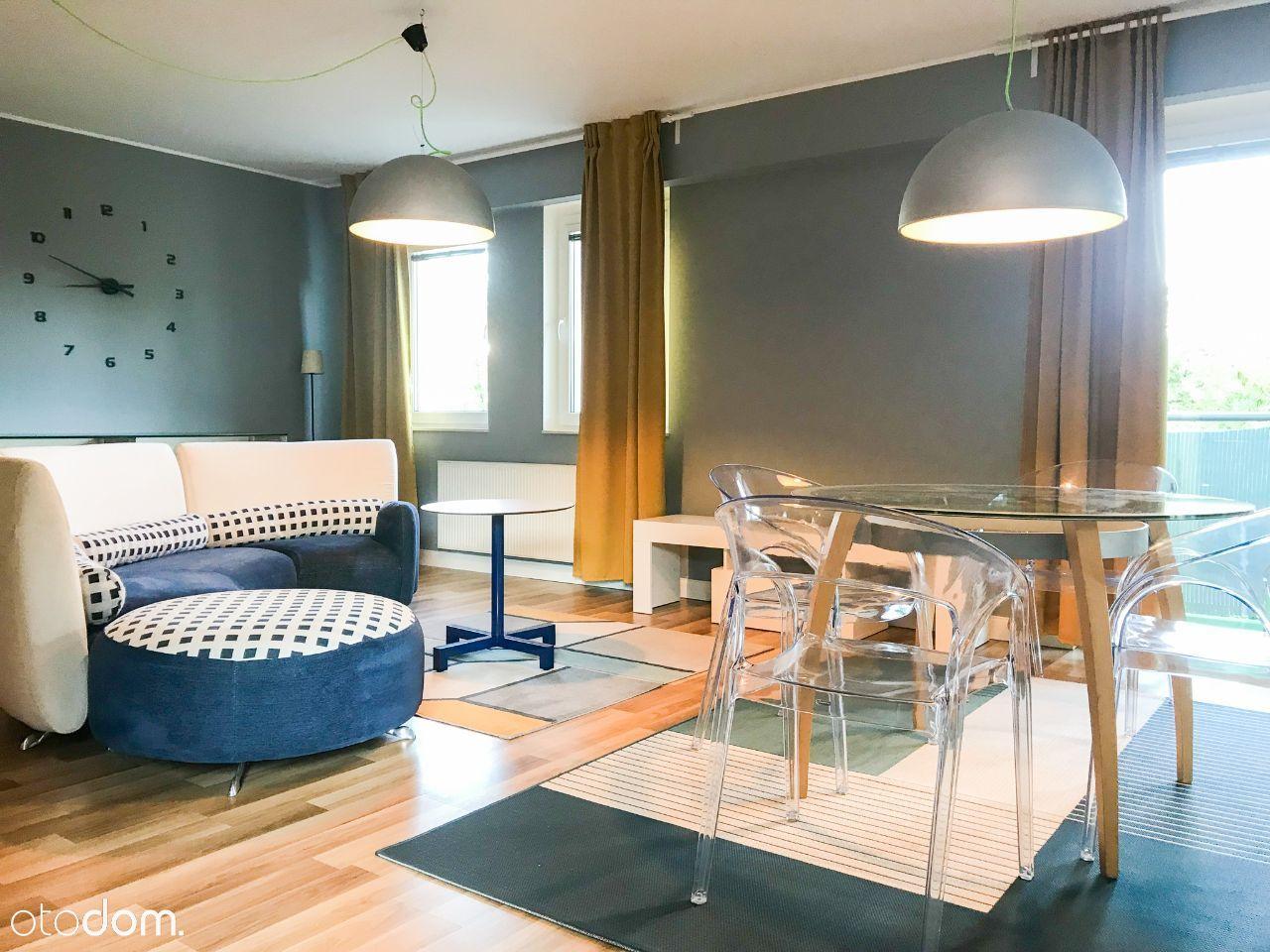 Tarasy Malty | Chartowo | 68 m2 | 2 pokoje | garaż