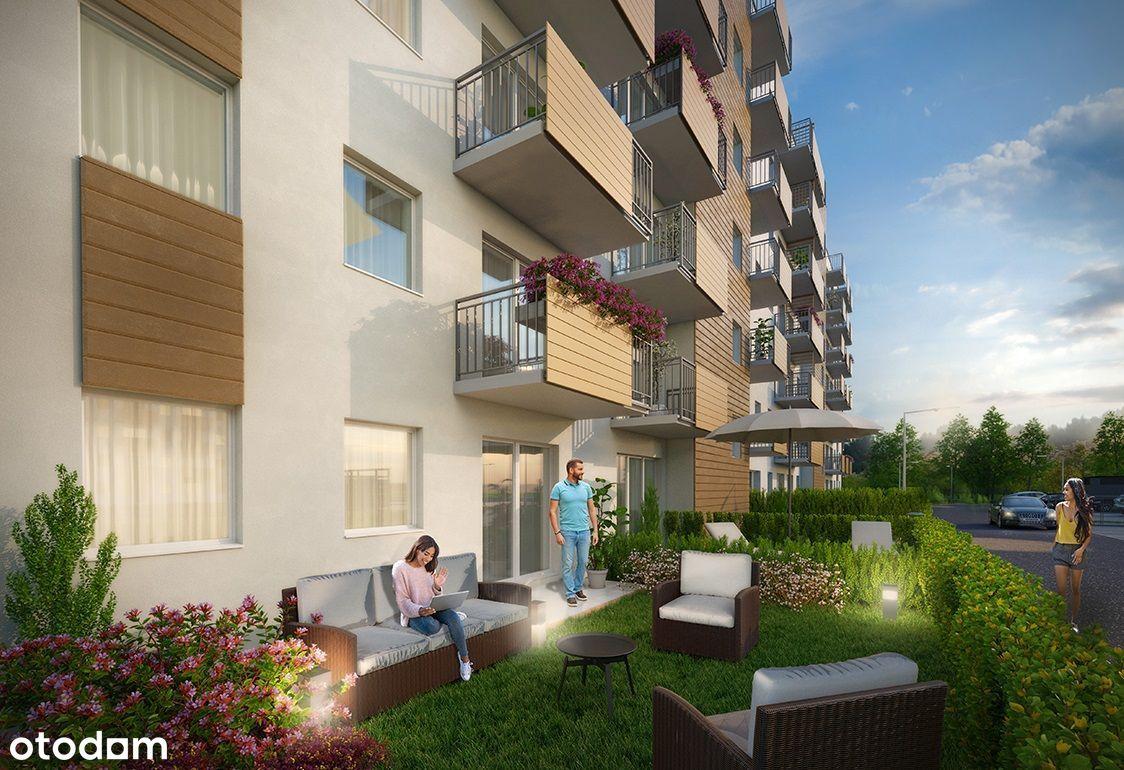 Nowe mieszkanie dwupokojowe Poznań