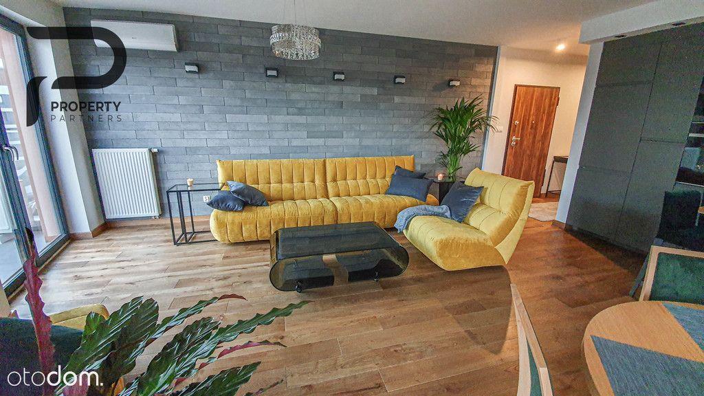 3 pokojowy apartament na Wiślanych Tarasach   Eng