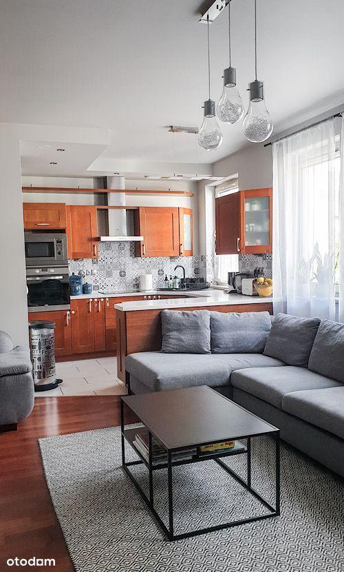 Komfortowe mieszkanie 4 pokoje z garażem i piwnicą