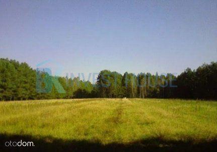Działka w otulinie lasu gm. Długosiodło