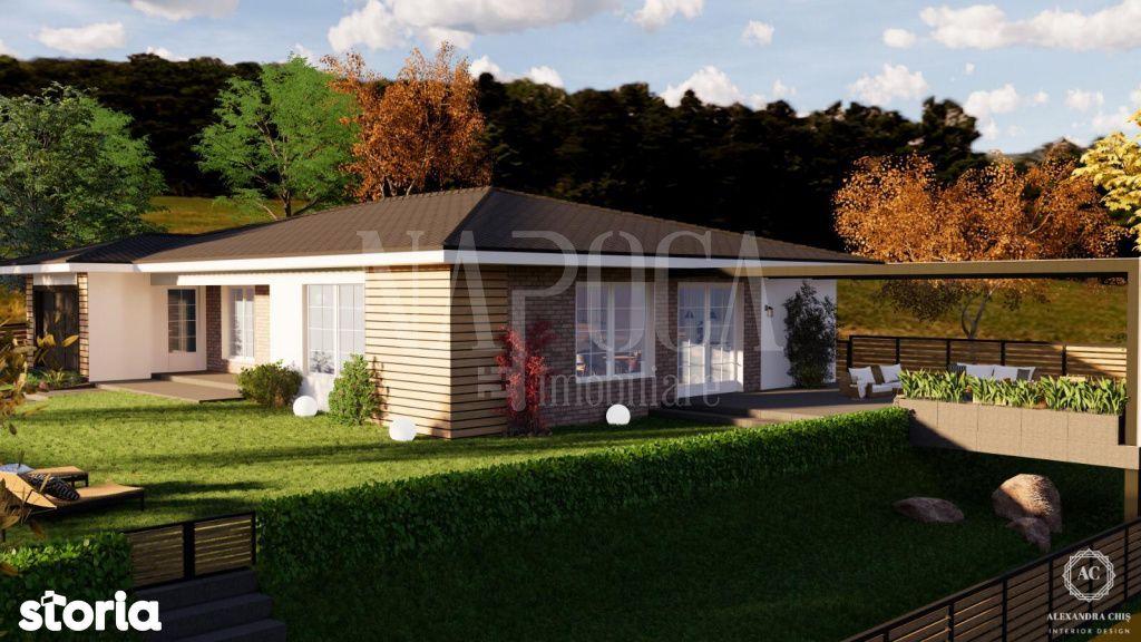 Casa individuala in Salicea!