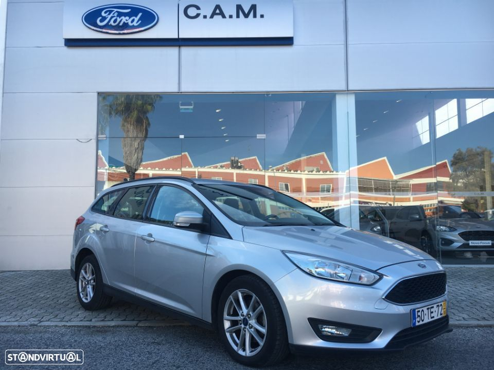 Ford Focus SW 1.5 TDCI 120 TREND + - 3
