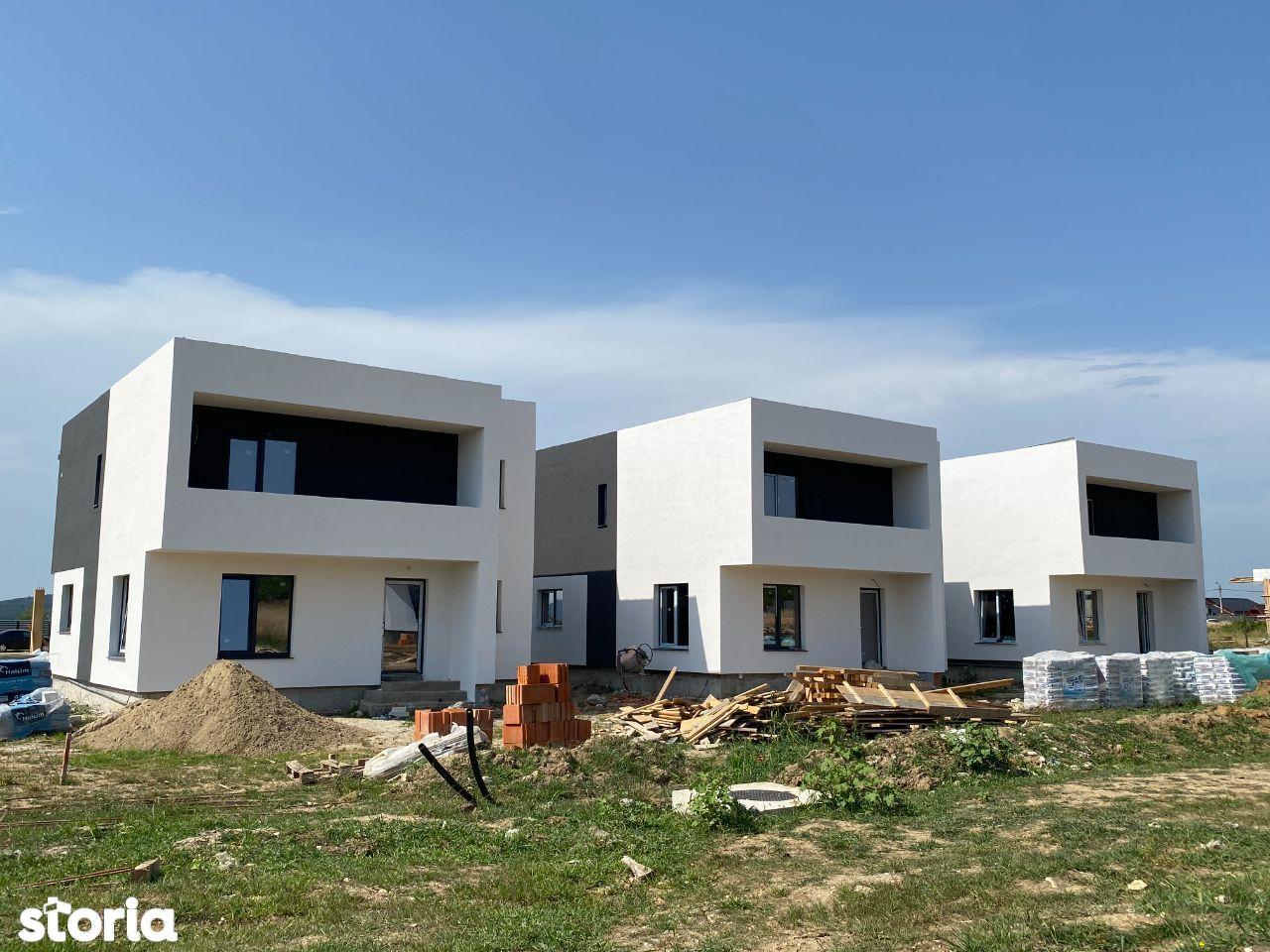 Mediteran House Residence, Mioveni, Fond 2021, 15 Case Moderne