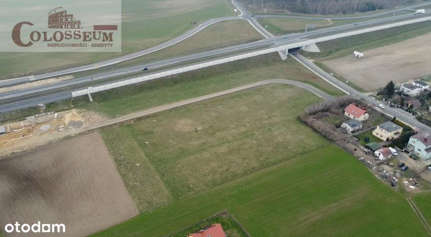Działka, 10 766 m², Polkowice