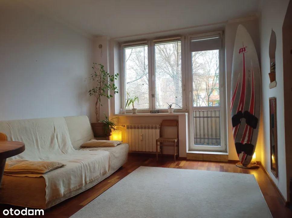 Mieszkanie 38m2, 2 pok., Żwirki i Wigury, loggia