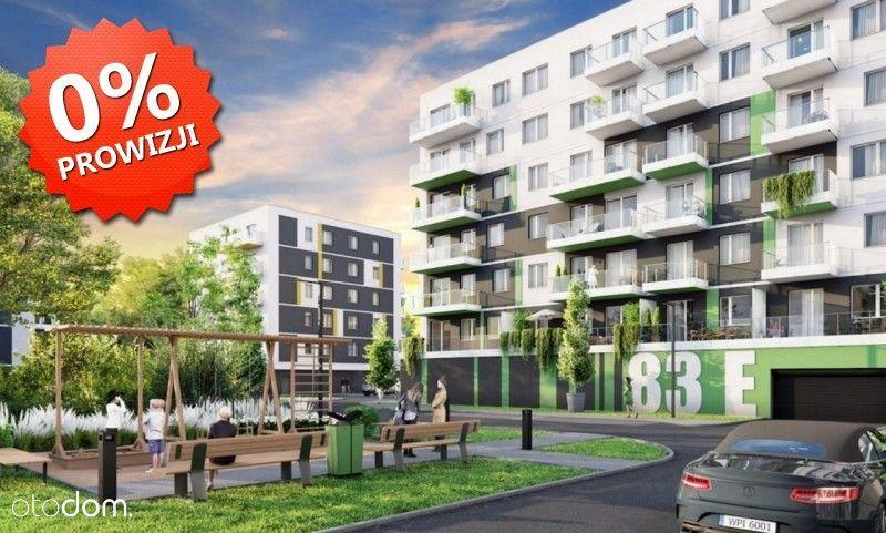 Chorzów, inwestycja, 4 pokoje + balkon, 0%!