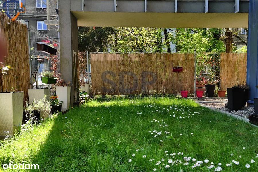 Mieszkanie w samym centrum Wrocławia z ogrodem!