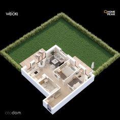 M. 73,56 m2 3Pokoje z Ogródkiem 160 m2 Os. Widoki