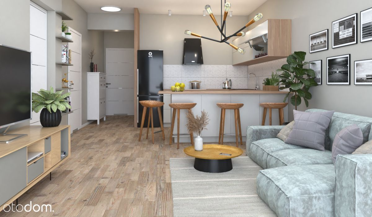 Cyprysowe Apartamenty ul. Wąska !!!!NOWOŚĆ!!!! B2