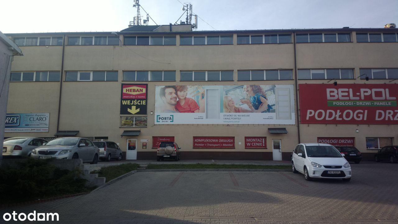 Lokal handlowo-usługowy 368mkw ul. Zagnańska