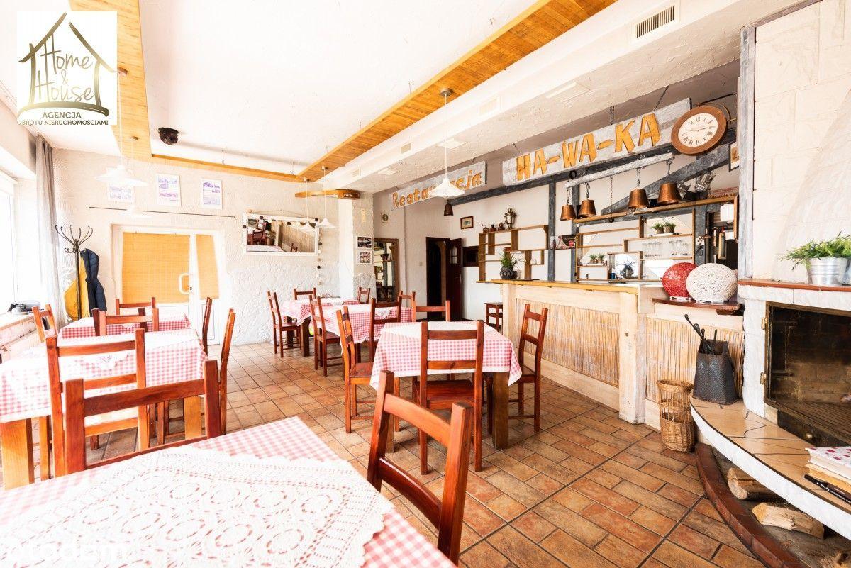 Lokal usługowy - restauracja, wyposażony