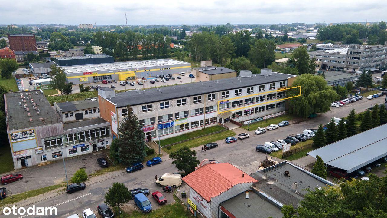 Koszalin, ul. Morska/Różana - lokal o pow. 337 m2
