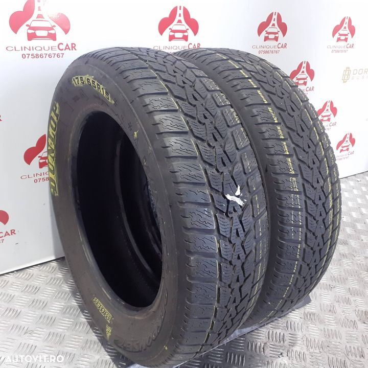 Anvelope Second-Hand 175/65/R15 84T DUNLOP - 3