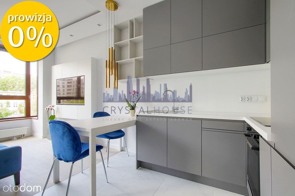 Super oferta! Mieszkanie w Browarach Warszawskich