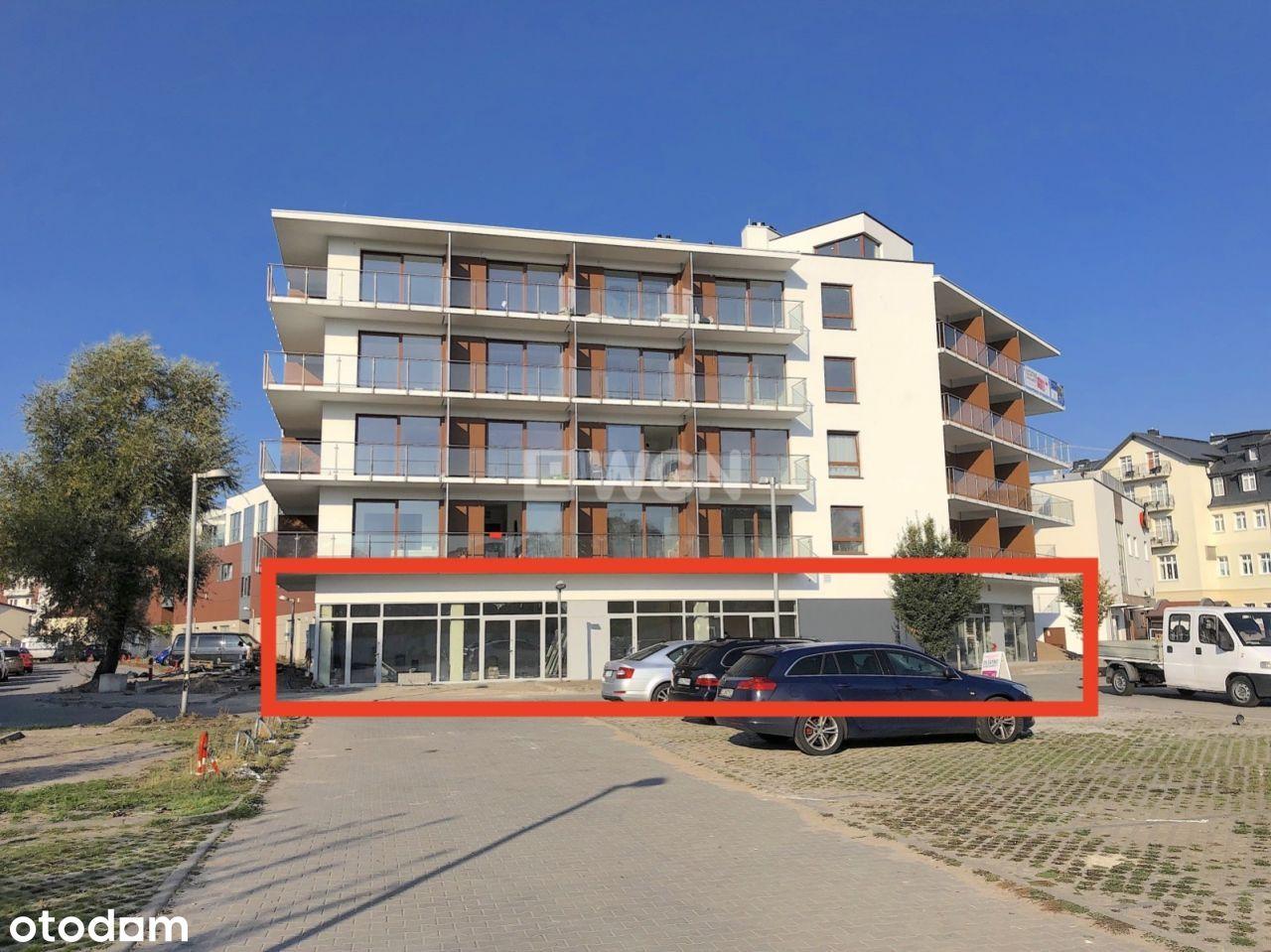 Lokal użytkowy, 125,73 m², Międzyzdroje