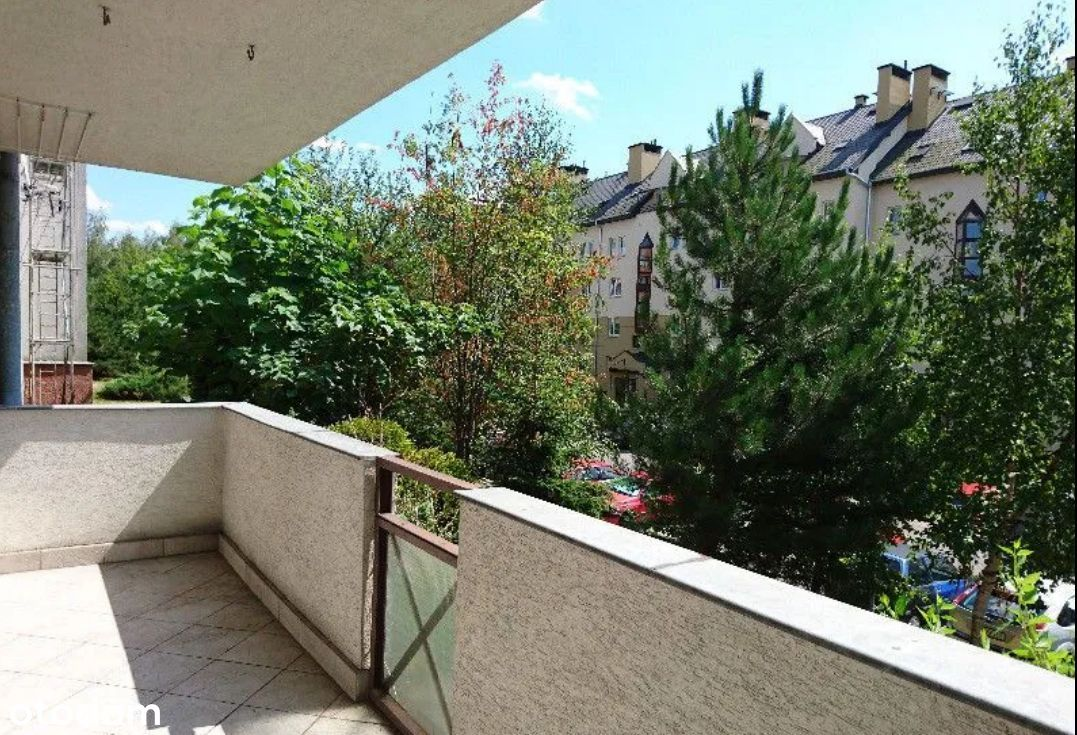 Duże, słoneczne mieszkanie - Kurdwanów