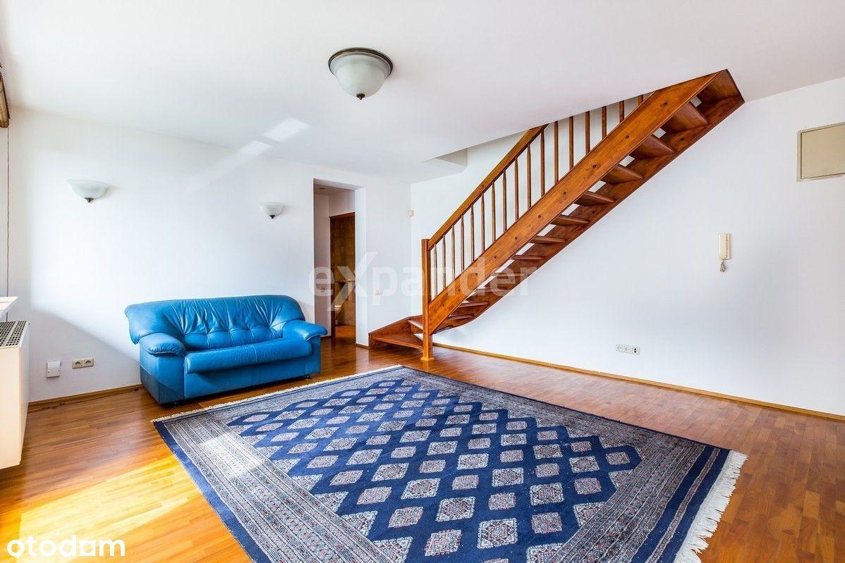 Dwupoziomowe mieszkanie do własnej aranżacji, 87m2