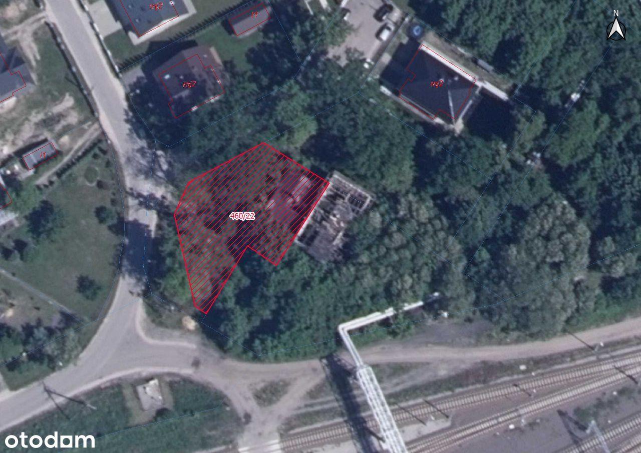 Działka bud. – Skierniewice, ul. Bielańska, 680 m2