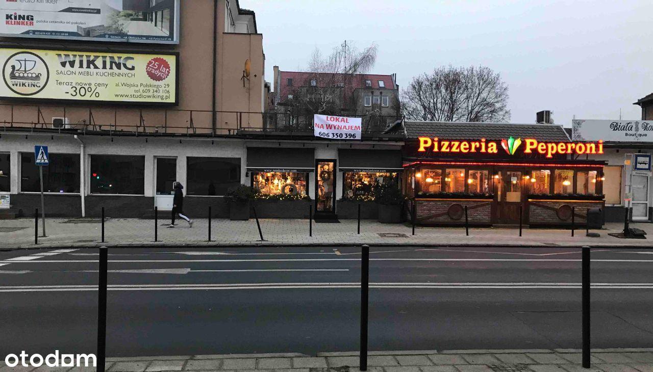 Lokal Szczecin-Pogodno pod gastronomię gotowy