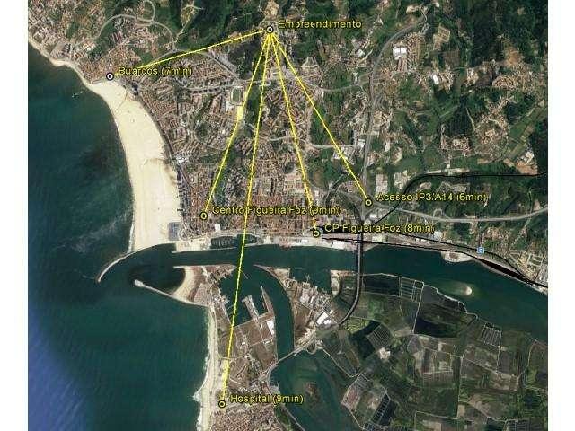 Terreno para comprar, Tavarede, Figueira da Foz, Coimbra - Foto 3