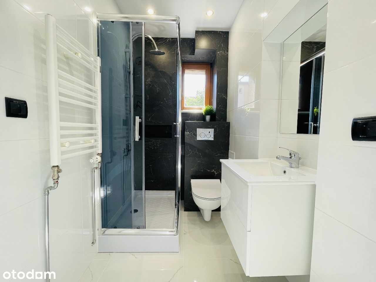 Bytom Knajfeld, 2 pokoje, 40,09 m2, c.o., 2 piętro