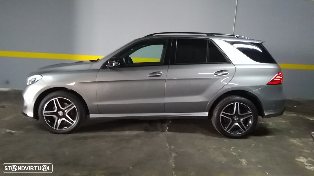 Mercedes-Benz GLE 350 d 4-Matic - 31