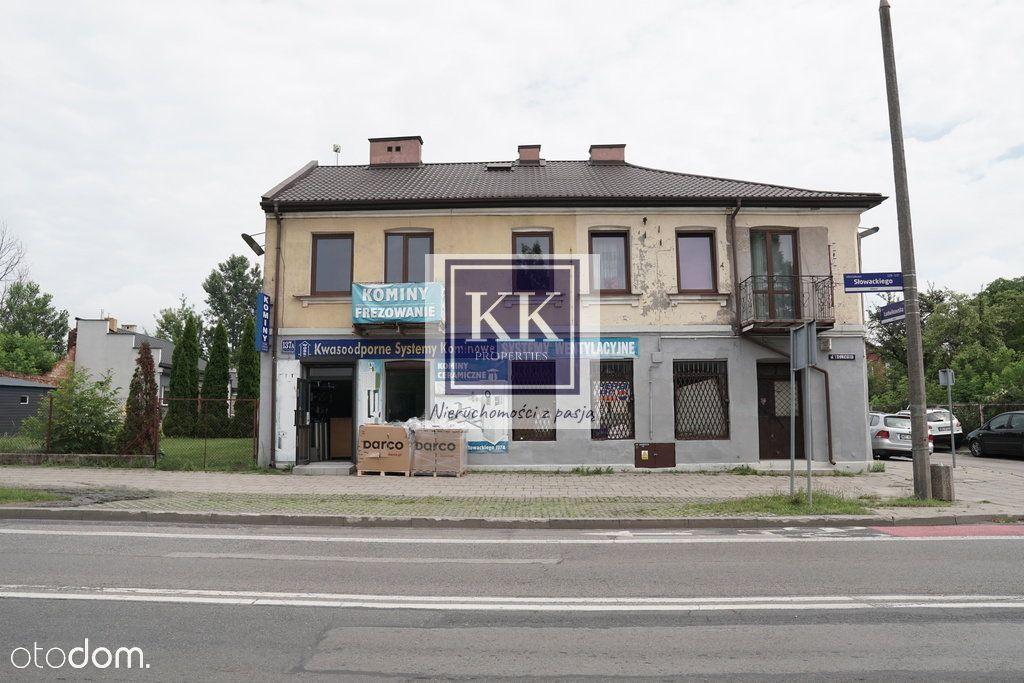 Dom / lokal usługowy przy ul. Słowackiego