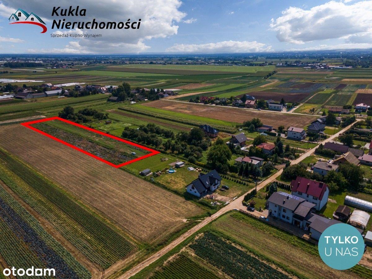 Działka Inwestycyjna Nowa Huta Kraków