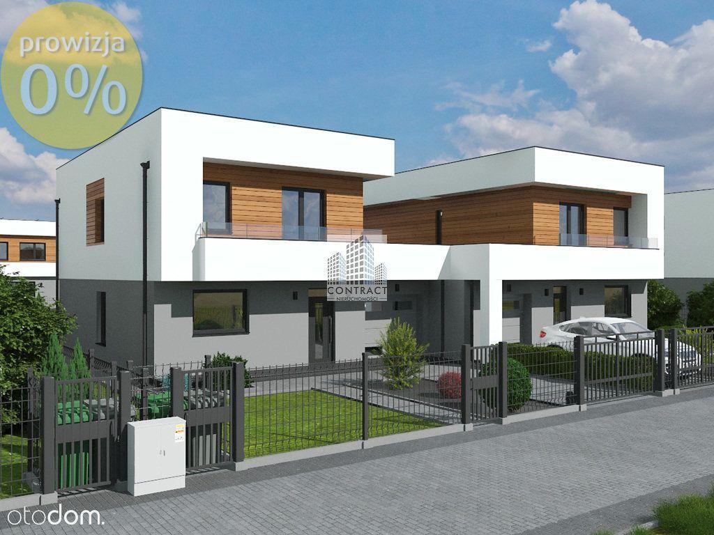 Nowy Dom Deweloperski W Kompaktowej Bryle