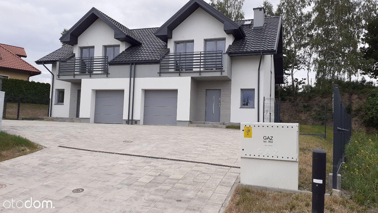 Dom jednorodzinny w zabudowie bliźniaczej Kosakowo