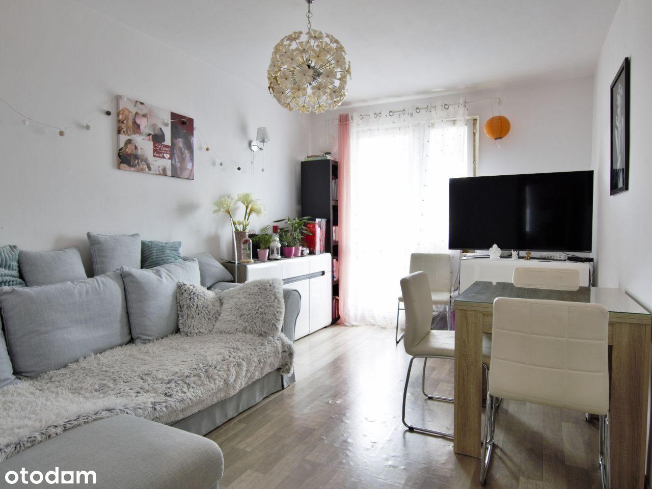 Przestronne mieszkanie 54 m2, Poznań