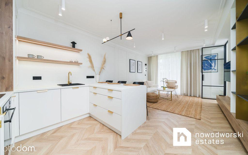 Mieszkanie, 47 m², Kraków